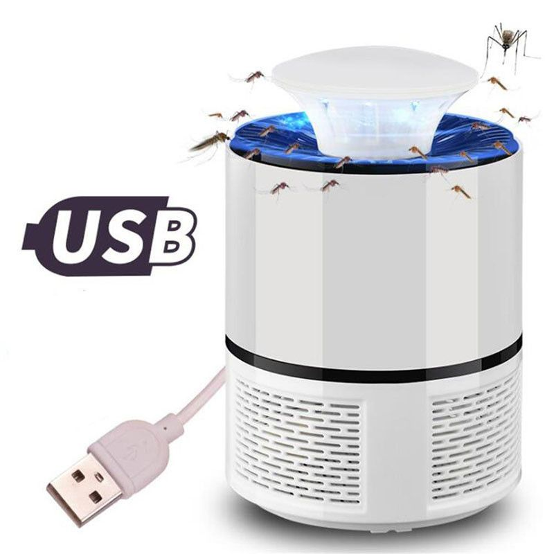2018 Hot Trap Mosquito Killer Lamp USB Trap For Mosquito Electronics Repellent Night Light