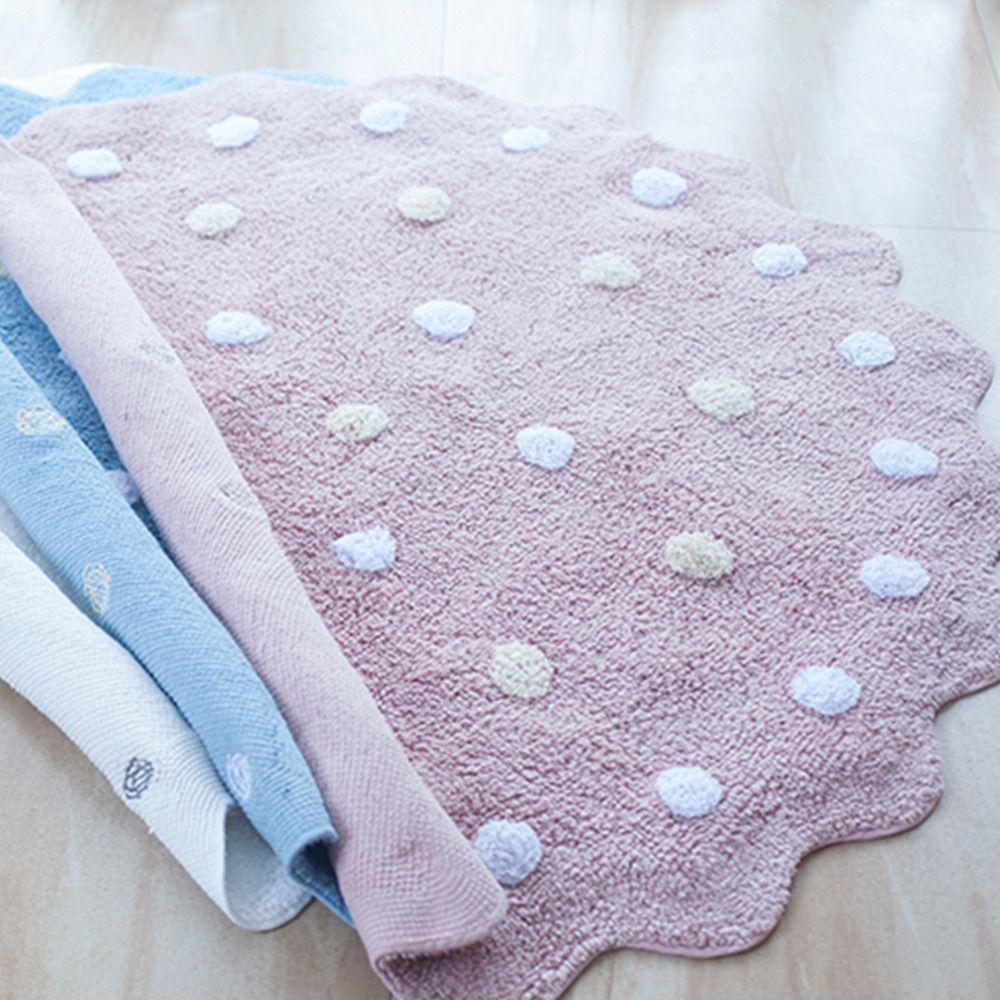 Kinder Spielen Spiel Matten Runde Teppich Teppiche Baumwolle Tiere Spielen Matte Neugeborenen Infant Krabbeln Decke Boden Teppich Baby Room Decor