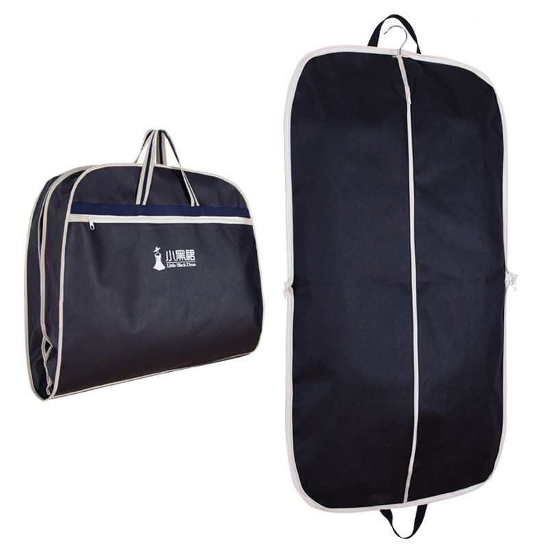 Coat Clothes Garment Suit Cover Bags Dustproof Hanger Storage Protector Travel Storage Organizer Case