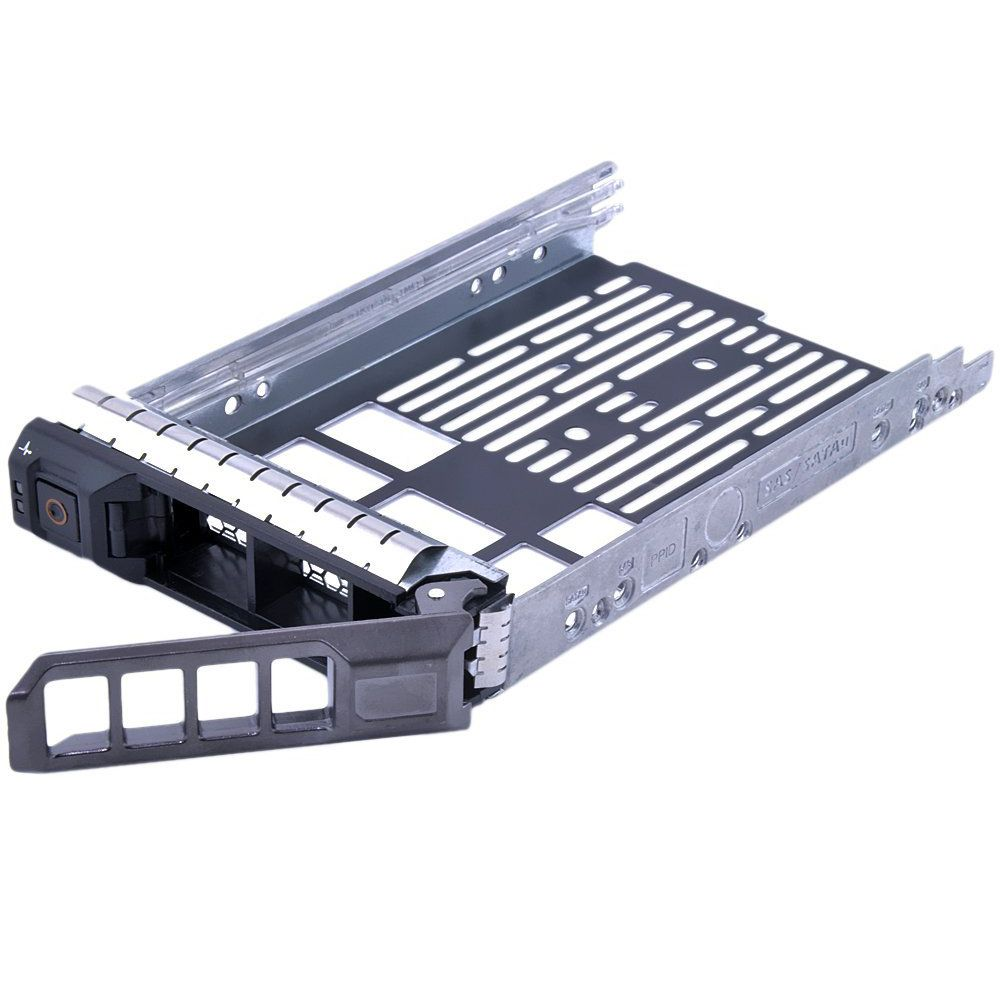 3.5 SATA SAS Hard Drive Tray Caddy Hard Drive for Dell Server R310 R510 R610 R710 T410 T610 T710 F238F 0G302D G302D 0F238F