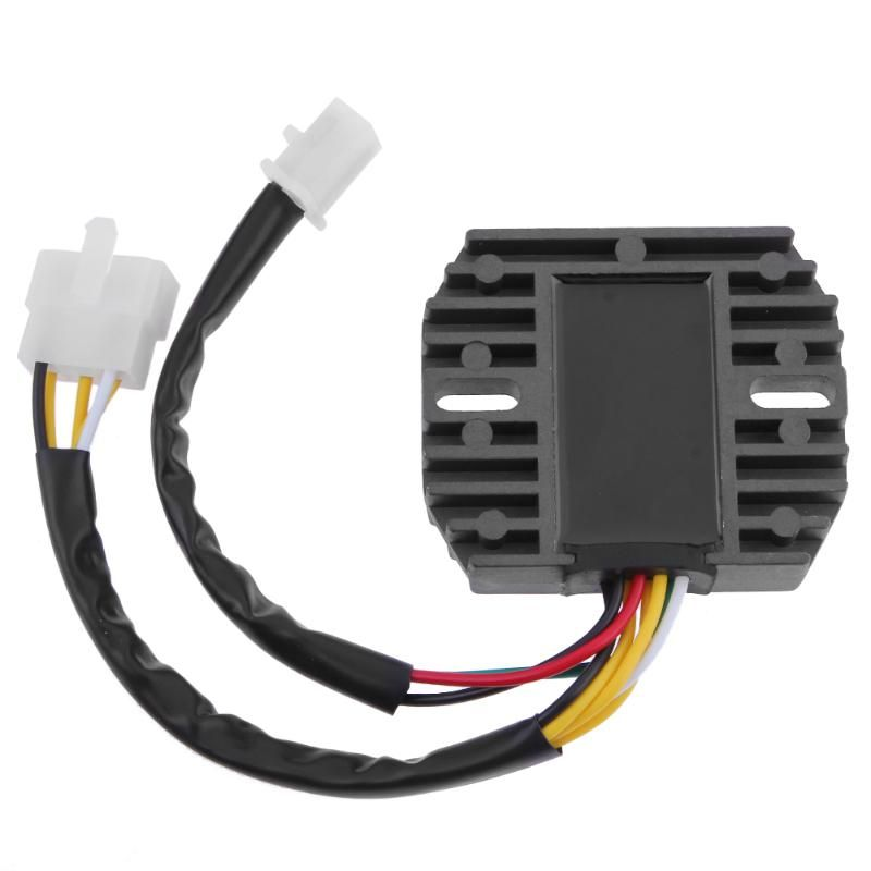 Motorcycle Three-phase Full-wave rectifier Motorbike Voltage Rectifier Regulator for HONDA CB C / F / K / SC 750 (1981 a 1983)