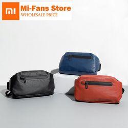 Asli Xiaomi Mijia 90 Poin Fashion Saku Tas Pinggang Tahan Air 2 Jenis Negatif Cara Warning Light Bar