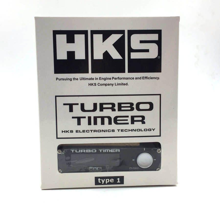 Turbo Timer/ turbo flameout decelerator tipo 1 bianco blu rosso display digitale del veicolo per H K S sicurezza
