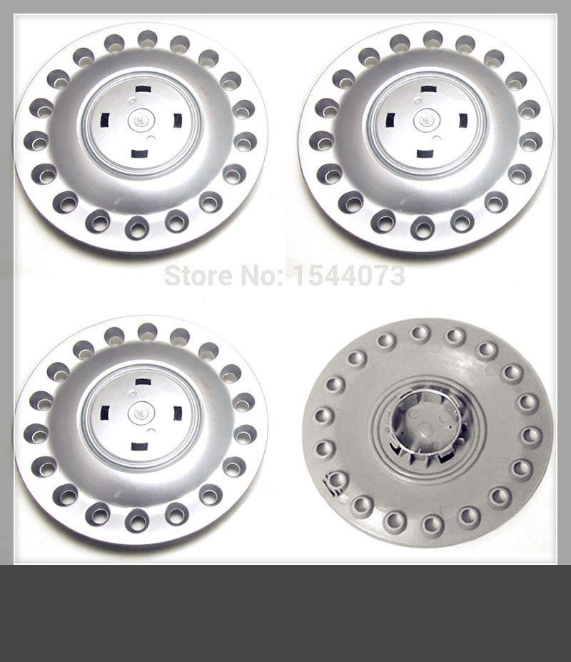 4x Car Wheel Center Hub Caps Cover NO Logo Can Fit 90mm Emblem 1C0 601 149 A 1C0 601 149 D 1C0601149A For VW Beetle 1998-2005