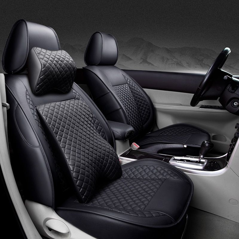 Special High quality Leather car seat covers For Volkswagen vw passat polo golf tiguan jetta touareg auto accessorie car-styling