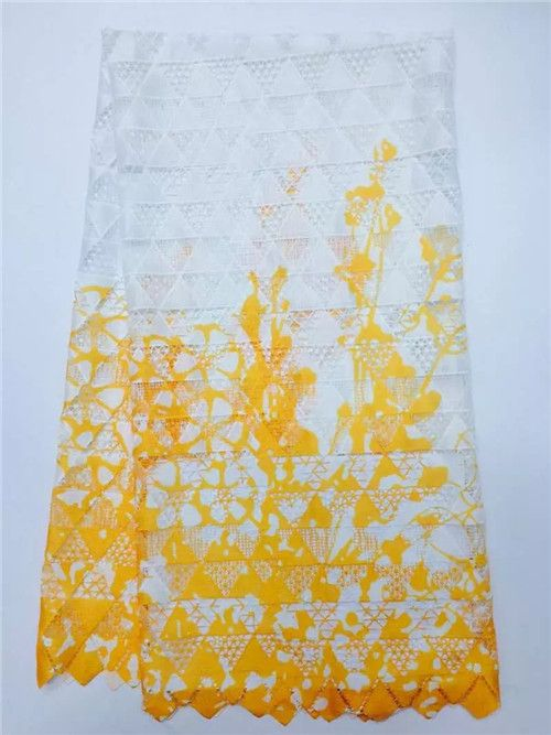 Beautiful guipure lace fabric ! High Quality printing water soluble lace for wedding free shipping
