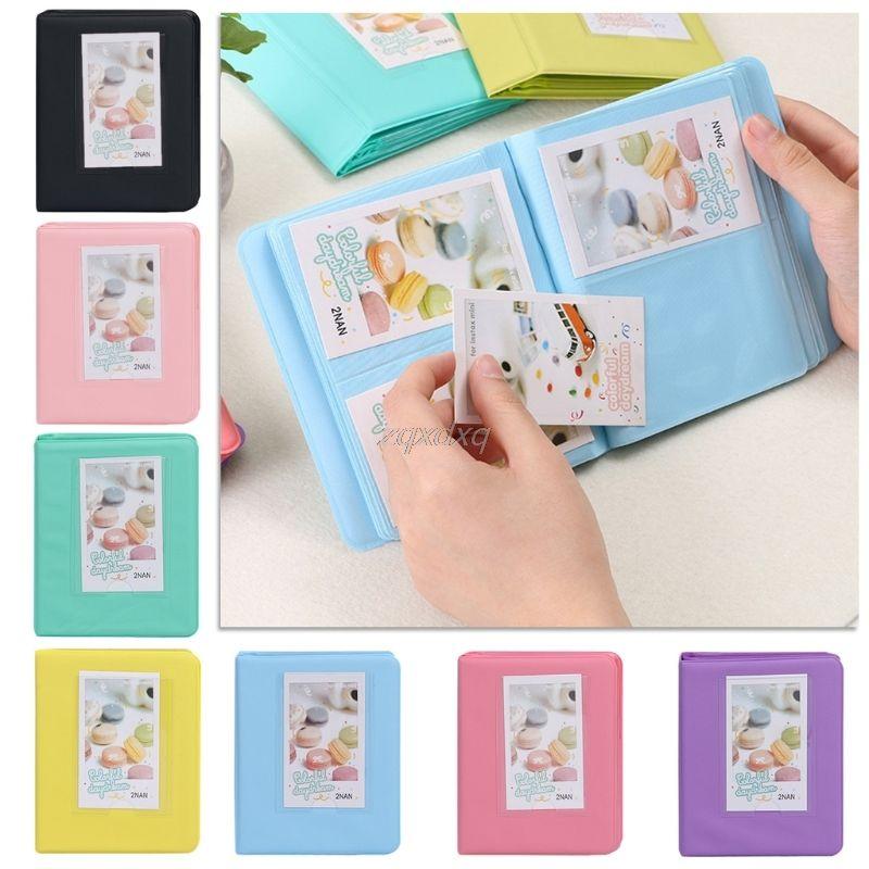 Fotoalbum Buch Film Cases Für Fujifilm Fuji Polaroid Instax Mini8 7 s 25 50 s 90 AUG_26 Dropship