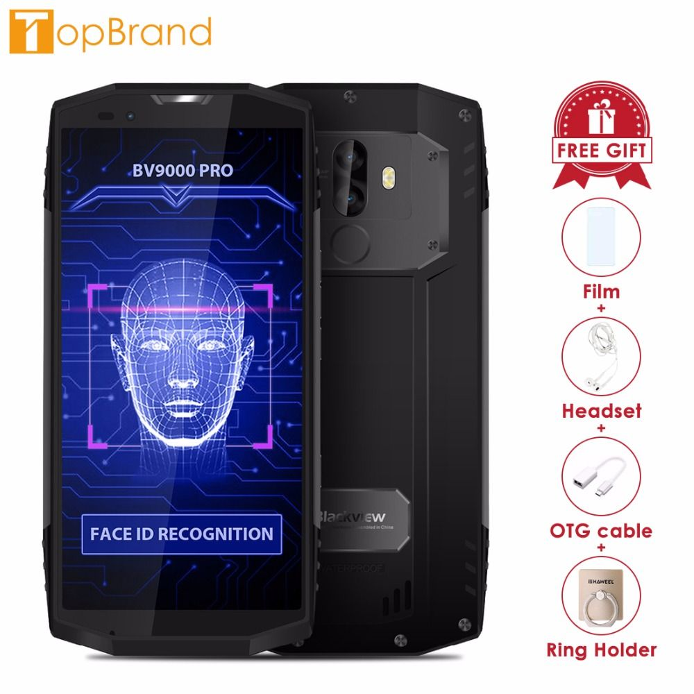 Blackview BV9000 Pro 4G Mobile Phone 18:9 5.7
