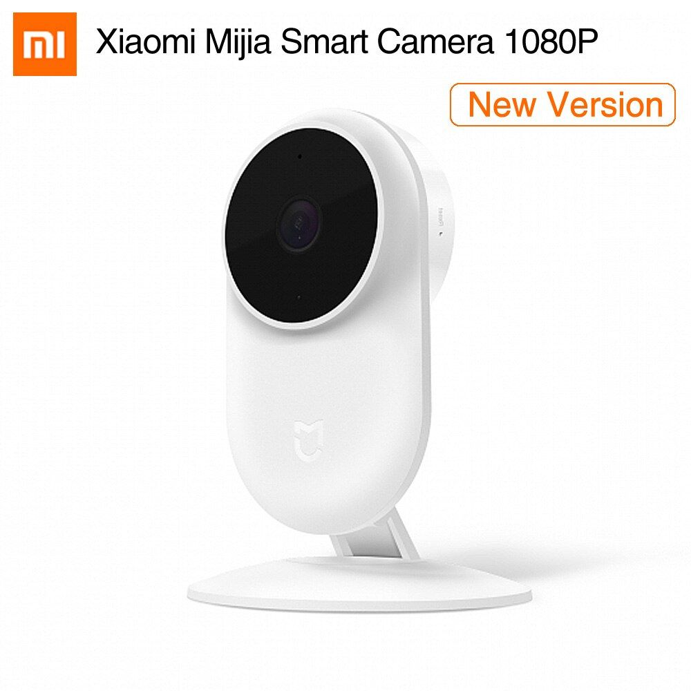Original Xiaomi Mijia Smart Camera 1080P 2.4G&5.0G Wifi baby Wireless Monitor 10m Night Vision Hierarchical IP Detection Camera