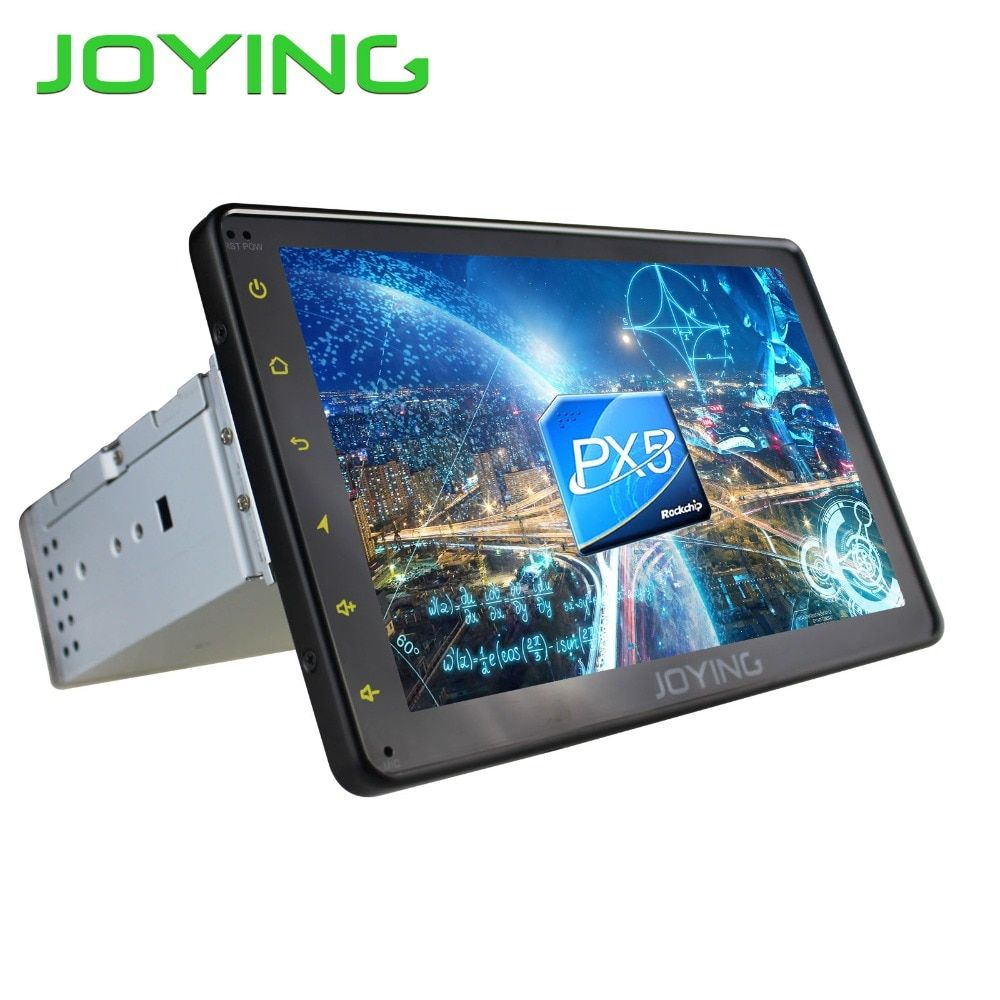 JOYING PX5 8 Core 2 GB + 32 GB Android 6.0 Universal Single 1 DIN 8