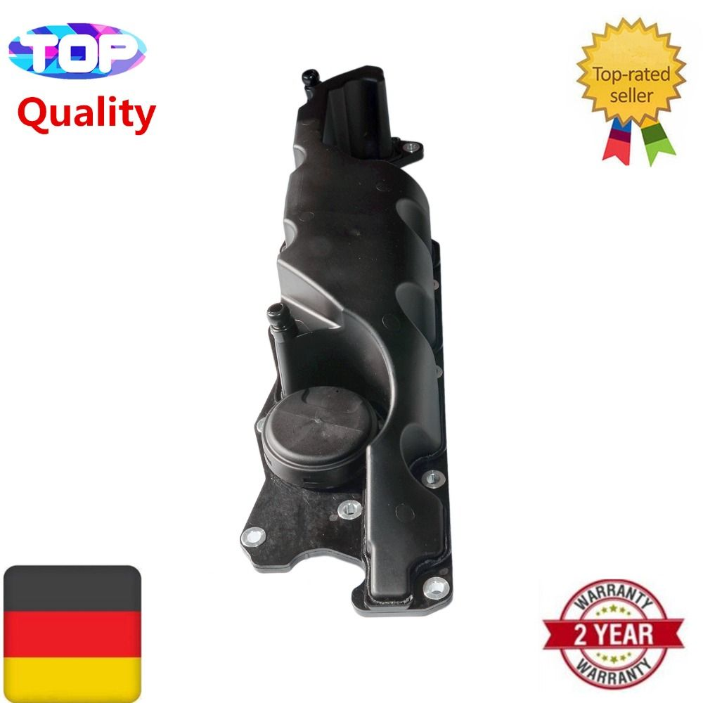 Engine Rocker Valve Cover For Volvo 3.2L S80 V70 XC60 XC70 XC90 30757662 30788481 30731234