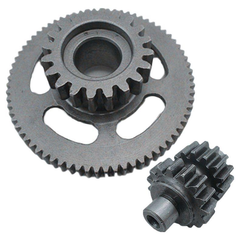 Brand New A SET Starter Drive Gear For YAMAHA TTR250 TT250R TT-R 250
