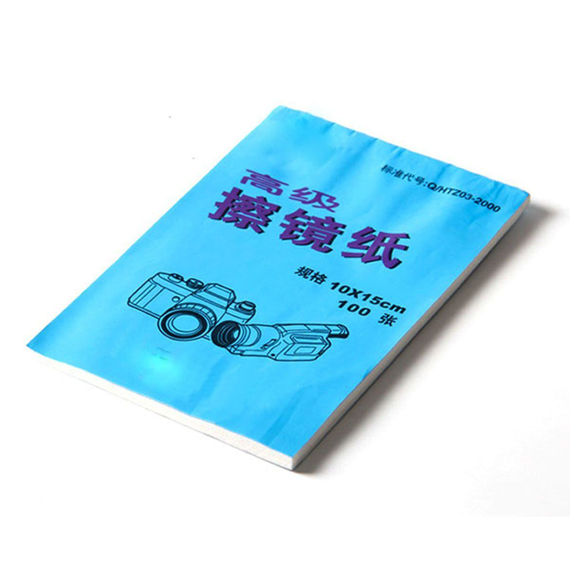 New Hot Camera Cleaning Paper Cleaner Lens Tissue 100 Sheets