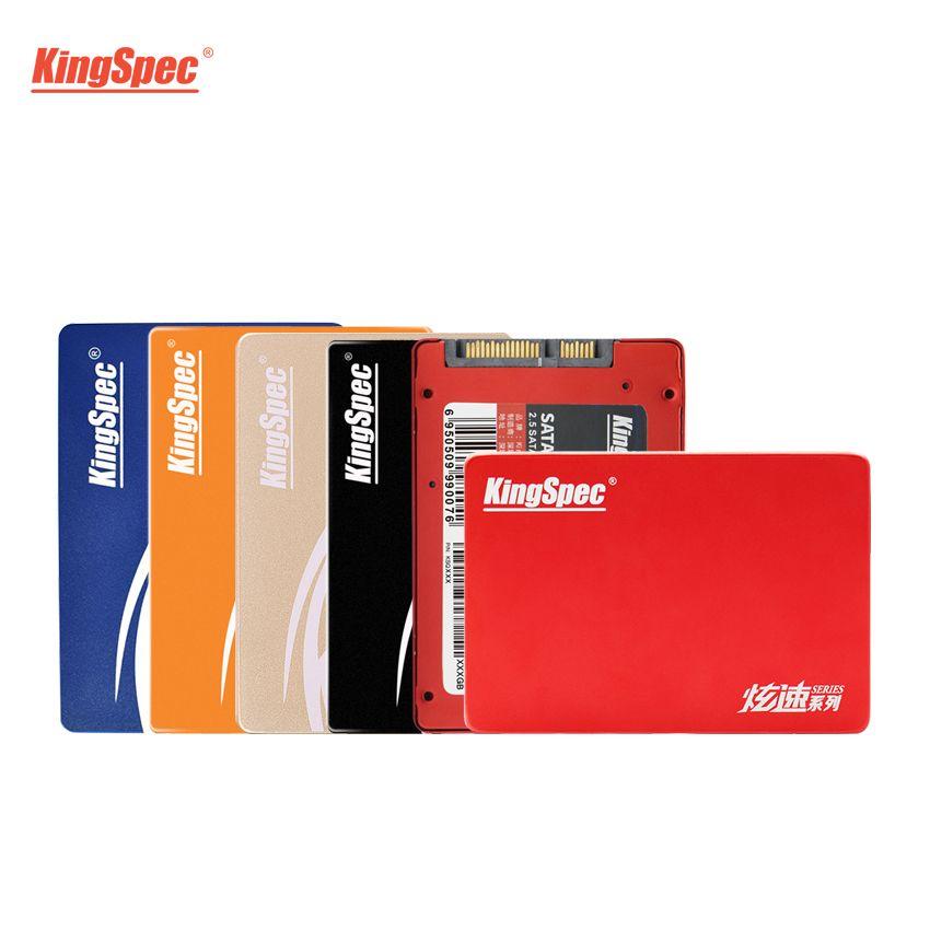 KingSpec HDD 2.5 pouces SATA 32GB 64GB 90GB 120GB 240GB SSD 1 to 128GB 180GB 256GB 360GB 480GB 512GB 960GB GB GB SSD disque dur Disco