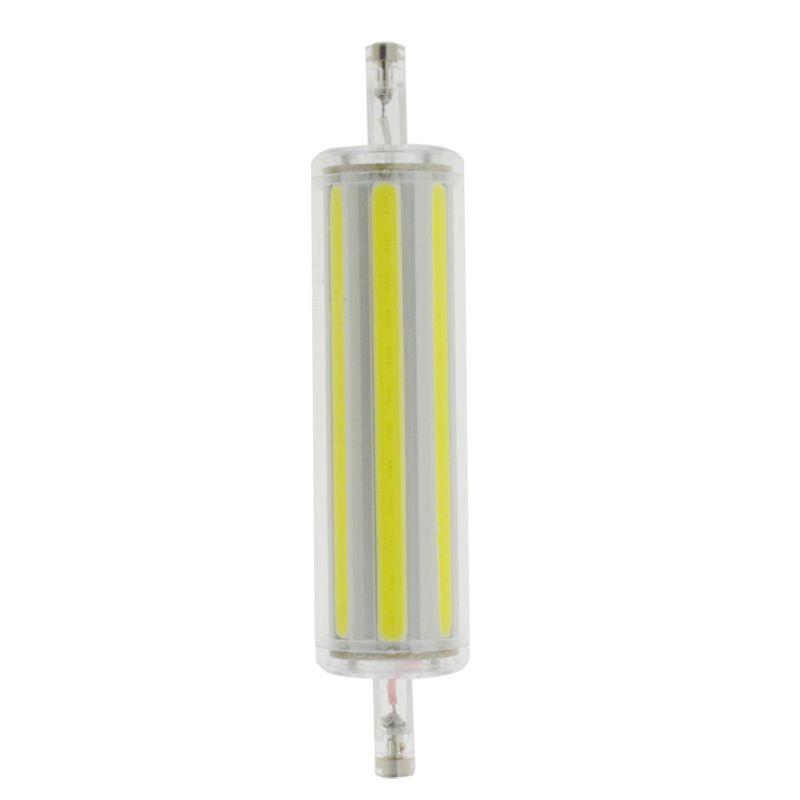 LED R7S 118mm 78mm dimmbare statt halogen lampe cob 220 V 110 V 230 v energiespar leistungsstarke R7S led-lampe 15 Watt 30 Watt