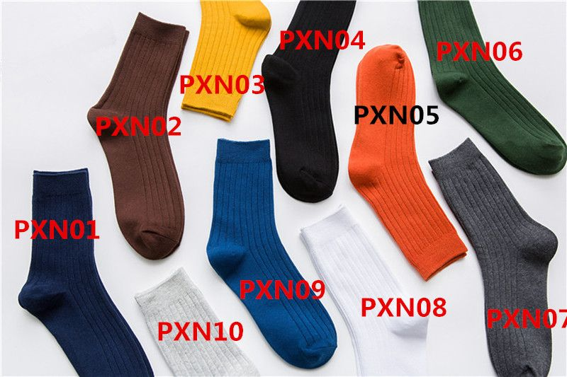 2018 new arrive fashion Women socks high quality 10pcs/set PXN01