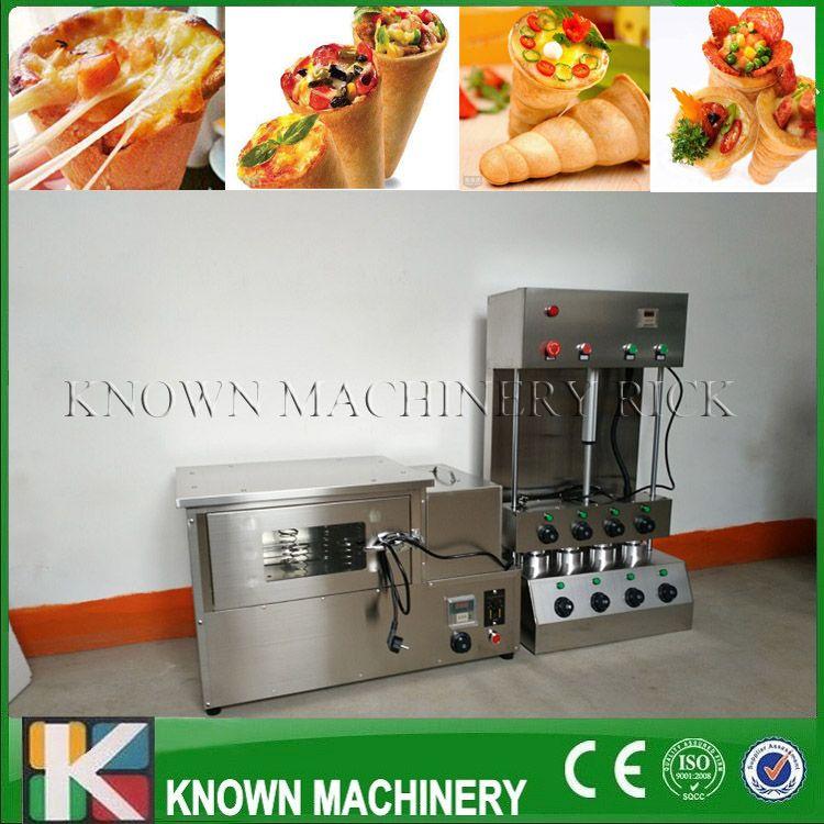 110 v/220 v Heiße Elektrische Pizza Kegel Maschine Waffeln Kegel Maker Ofen, 2 kegel größen können wählen