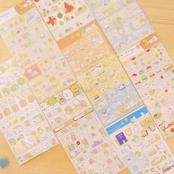 New Arrival Korean Sumikko Gurashi Party Decorative Stickers Adhesive Stickers DIY Decoration Diary Stickers