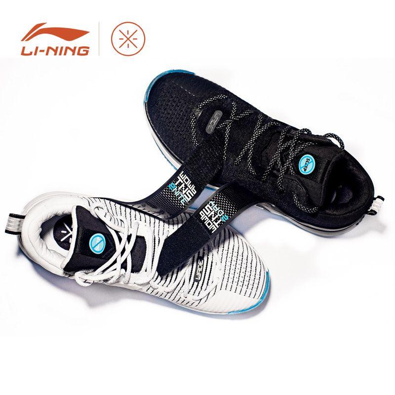 Li-Ning Männer Wade WOW 6 'TNS' Basketball Schuhe Kissen Atmungsaktiv Mono Garn Futter Cloud Sport Schuhe Turnschuhe ABAM089 XYL161