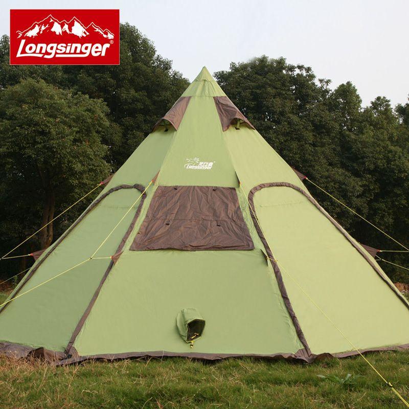 8 - 12 tent outdoor camping yurt field