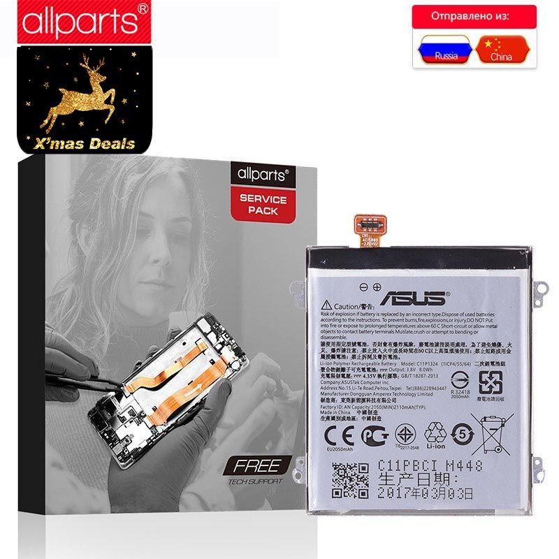 Original 2110mAh C11P1324 Battery For ASUS Zenfone 5 T00j Battery Replacement Batterie for ASUS Zenfone 5 A501CG A500CG A501
