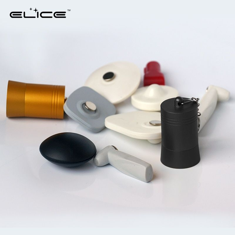 10000gs Magnetic portable Bullet EAS Tag Detacher for Security Tag Hook Mini tag remover.