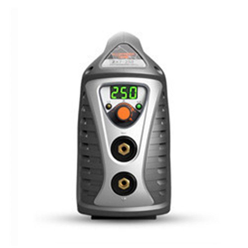 Mini Handheld Welding Machine Inverter IGBT MMA ARC AC220V Portable Home& Industrial Electric Welding Equipment Welders ZX7-250A