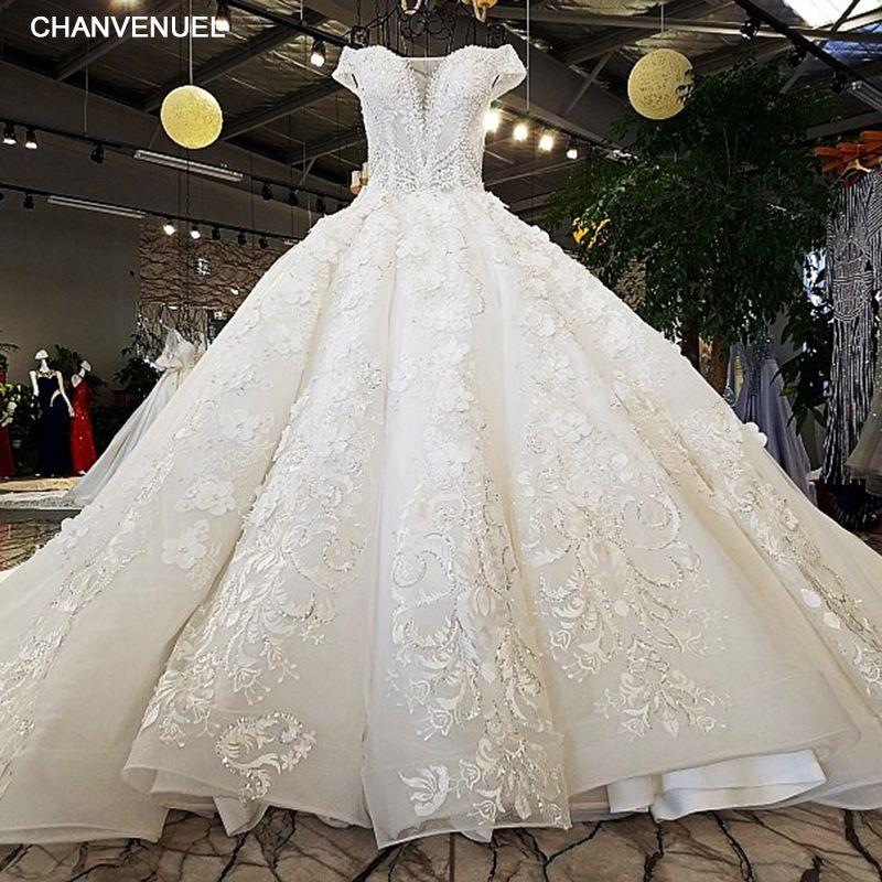 LS74232 vestido de noiva elfenbein und champagner off schulter liebsten ballkleid lace up brautkleider aus china echte fotos