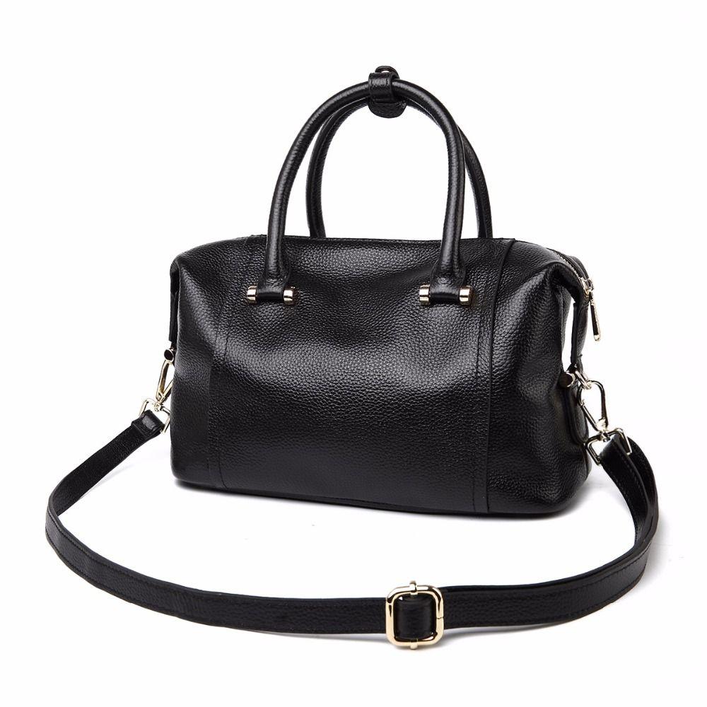 PÂTE à main de marque femmes en cuir véritable sac femelle hobos sacs à bandoulière de haute qualité en cuir EN VENTE