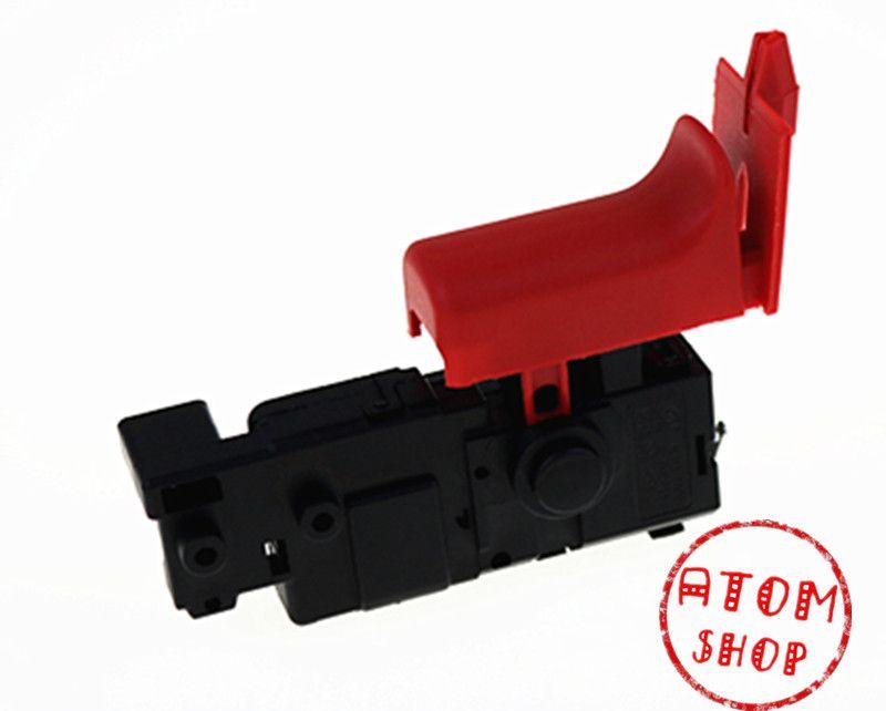 AC 250 v 4A SPST Momentary Trigger Schalter für Bosch GBH2-26 Rot