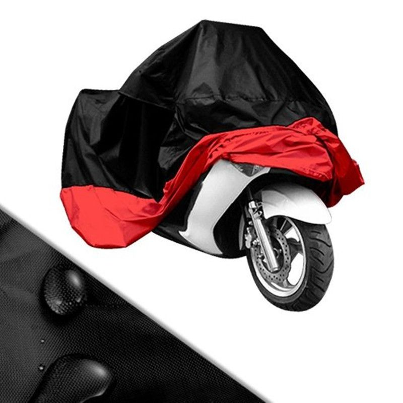 245*125*105cm Motorcycle Bike Protective Breathable bicycle cover Waterproof Rain Cover Dustproof SUV Protection for Motorbike