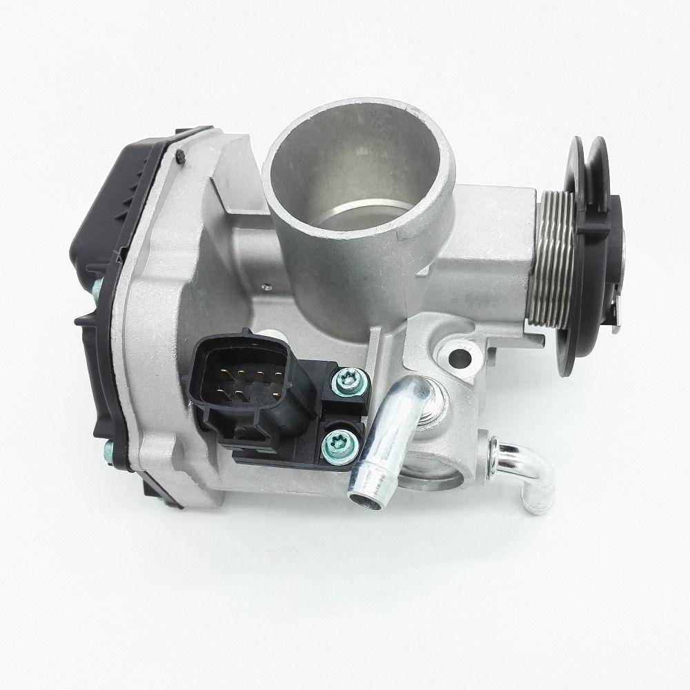 Throttle body For 2005-2012 Chevrolet/Daewoo Kalos/Aveo T250/T200 1.2 8V SOHC Petrol - 96332250