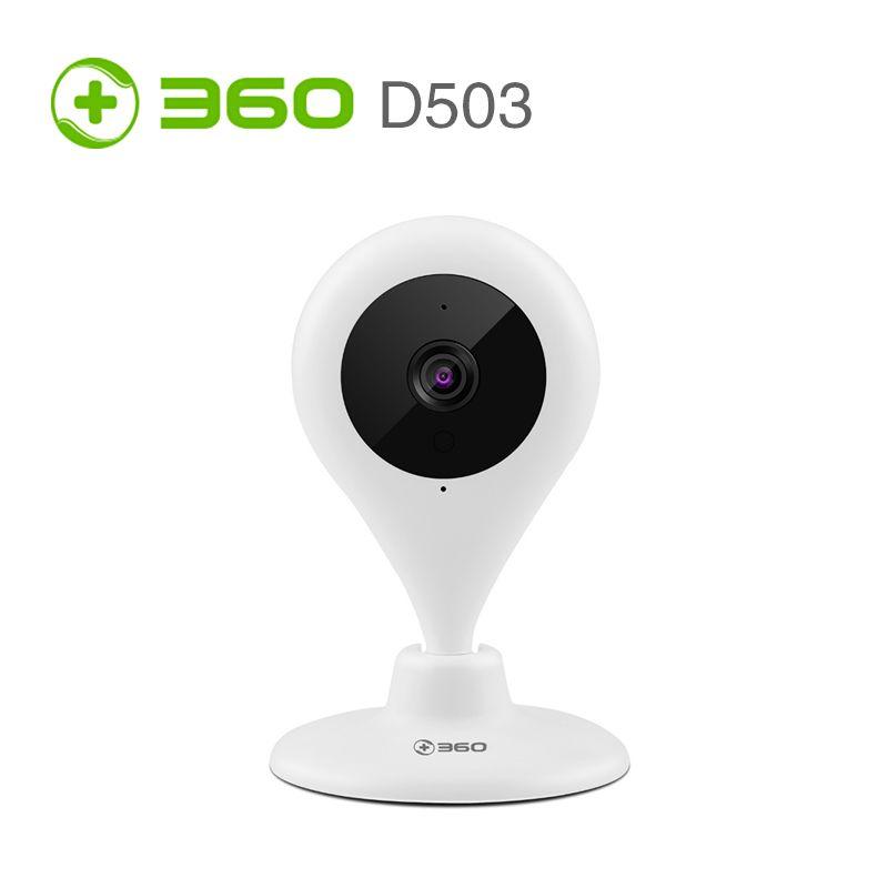 360 D503 caméra de sécurité à domicile IP système de Surveillance de caméra sans fil avec détection de mouvement caméra intelligente-720 P