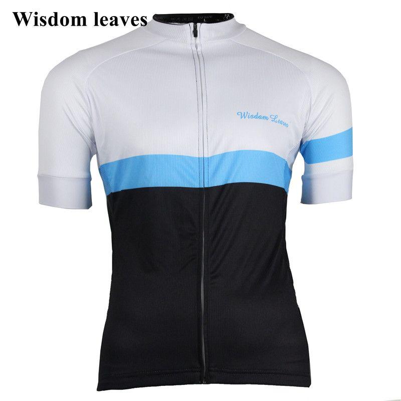 Weisheit blätter 2017 männer radfahren jersey t-shirt roupa frauen bike maillot ciclismo equipos team radfahren clothing camisa ciclismo