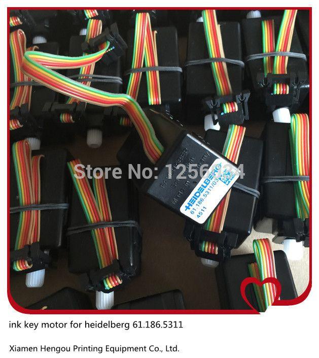50 pieces good quality free shipping heidelberg motor 61.186.5311/03