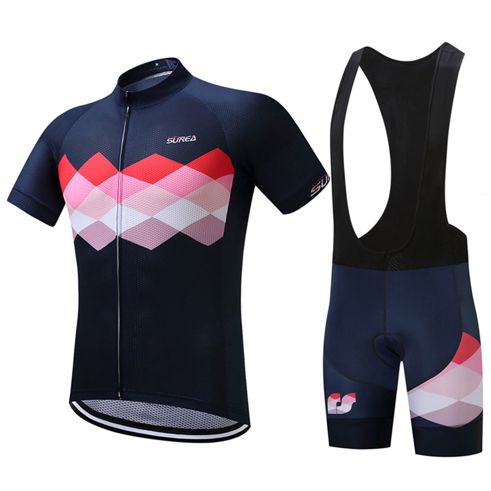 FUALRNY Hilai Pro Maillot MTB Bicycle Clothes Wear Cycling Clothing Ropa Ciclismo Cycling sets Racing Bike Cycling Jersey Set