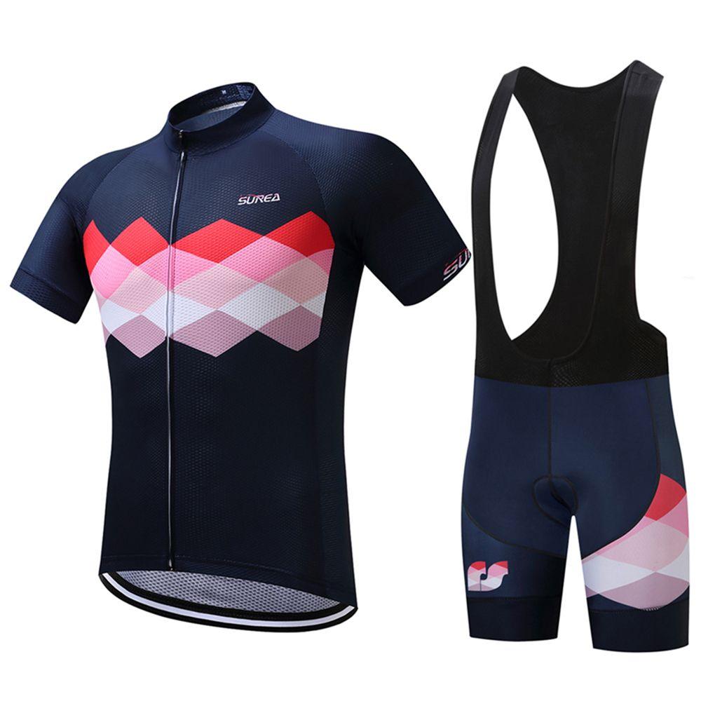 FUALRNY Hilai Pro Maillot MTB Bicycle Clothes Wear Cycling Clothing Ropa Ciclismo Cycling sets Racing Bike Cycling Jersey Set