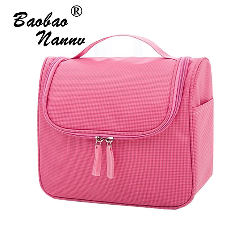 Exquisite Cosmetic Hanging Travel Bags Man Fshion Deluxe Toiletry Bag Waterproof Portable Wash Makeup Organizer Pouch Women Big