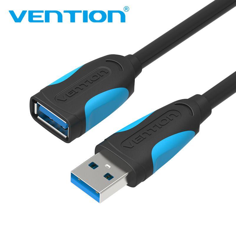 Tions USB 3.0 Verlängerungskabel Hochgeschwindigkeitsdatenübertragung USB 3.0 stecker Auf USB Buchse Verlängerung Daten-synchronisierungs-kabel USB Extender
