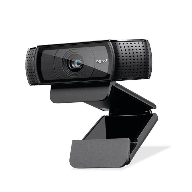 Logitech HD 1080 p Pro Webcam C920e für desktop-und Laptop webcam mit freies geschenk
