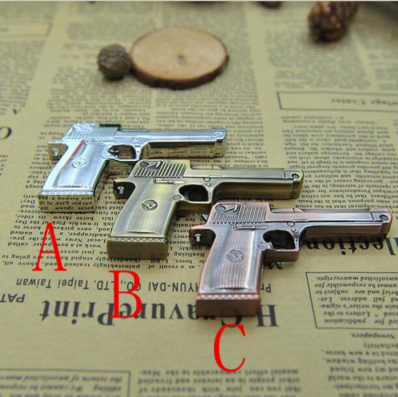 Metal Creative Weapon 1:1 Custom Gun usb 2.0 version memory flash stick