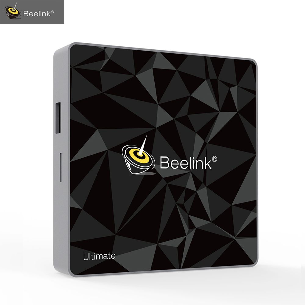 Beelink GT1 Ultimate Android 7.1 TV Box Amlogic S912 Octa Core CPU 3G RAM 32G ROM Bluetooth 4.0 FHD 4K Set Top Box Media Player