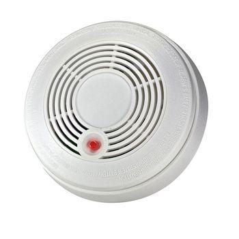 Stand Alone Combinaison Capteur De Fumée Et Détecteur De Monoxyde De Carbone Détecteur D'alarme Incendie Pour La Maison