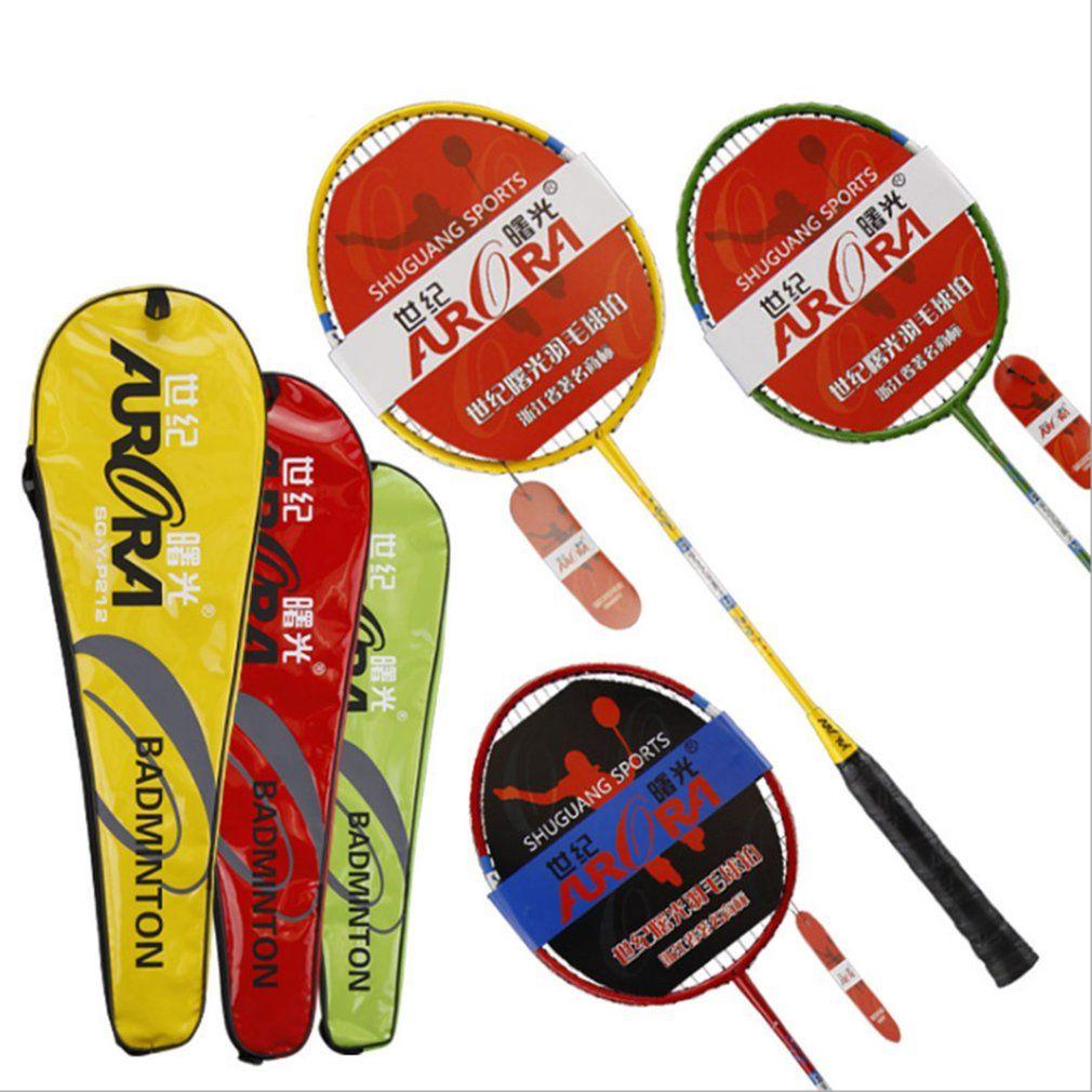 EIN Paar/SET Berufs Carbon Aluminium Badminton Schläger Leichte 3D Anti-Slip Griff Sport Wettbewerb Badminton Schläger