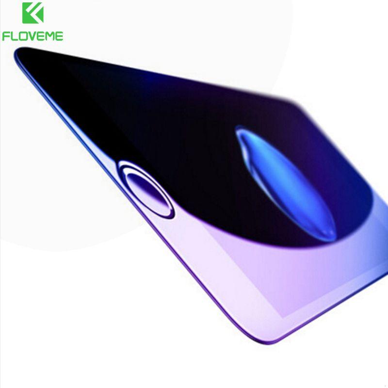 FLOVEME 3D 0,15 MM 9 H Glas Auf Displayschutzfolie Für iPhone 6 6 s 7 Plus Strainted Schutzglas Für iPhone 7 8 Bildschirm schutz