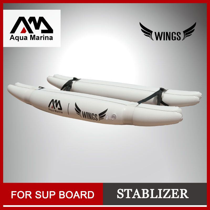 inflatable stablizer for inflatble stand up paddle board sup surfing board accessory new player kid board child player B05001