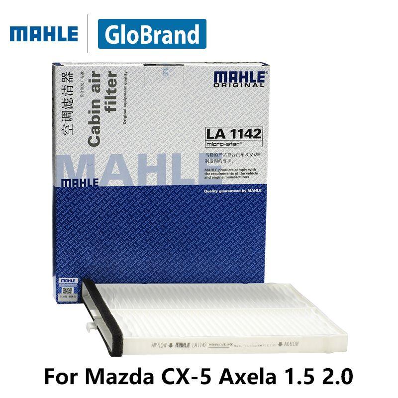 MAHLE car cabin Filter LA1142 for Mazda CX-5 Axela 1.5 2.0 auto part
