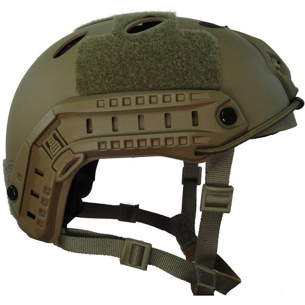 VILEAD 5 Farben Taktische Leichte Ops-Core Fast Base Jump PJ typ Militärische Taktische Helm Pararescue Sprung-sturzhelm Fahrradhelme
