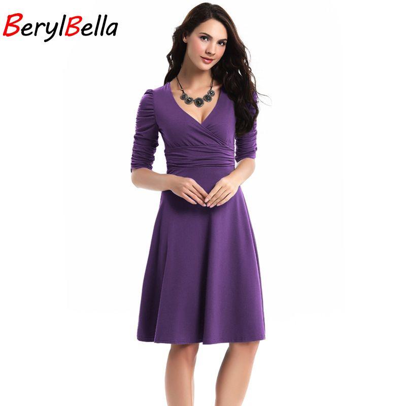 BerylBella été femmes décontracté Slim Sexy fête plage élégant coton robes pour femmes Vestidos Mujer grande taille