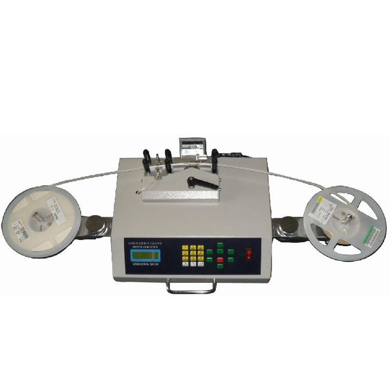 Automatische SMD Teile Zähler Elektrische Tablett Feeder SMD Komponente Zählen maschine MRD-901 SMD